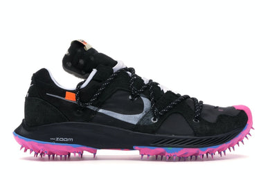 Off-White x Nike Zoom Terra Kiger 5 Black W