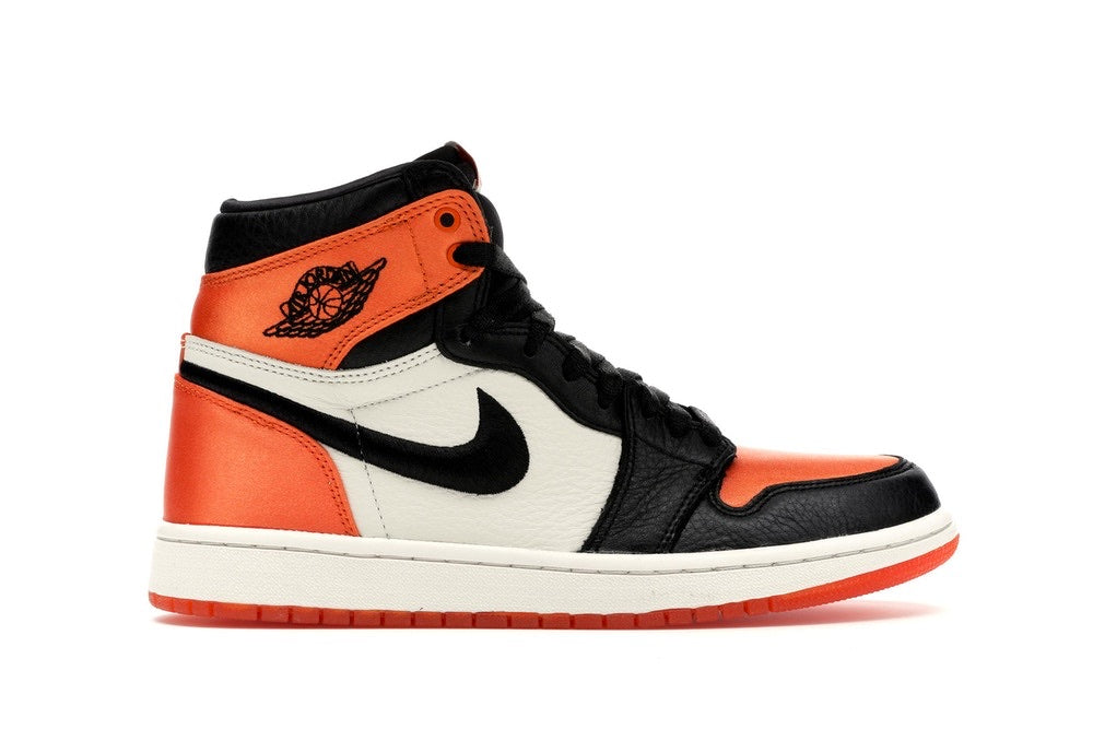 Jordan 1 Retro High 'Satin Shattered Backboard' W