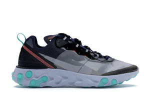 Nike React Element 87 'Black Neptune Green'