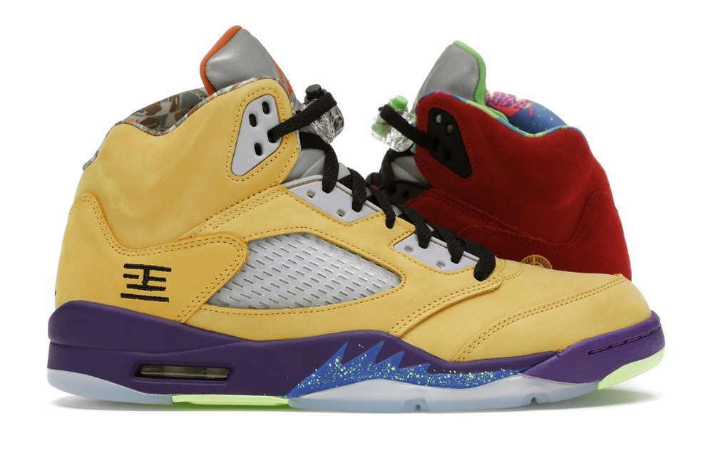 Jordan 5 Retro What The (GS)
