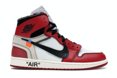 Jordan 1 Retro High Off-White Chicago