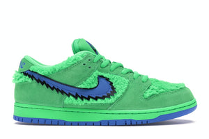 DOD  Nike SB Dunk Low Grateful Dead Bears Green  DOD