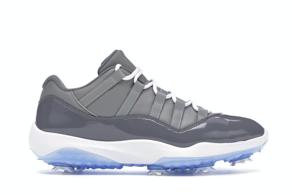 Jordan 11 Retro Low Golf Cool Grey