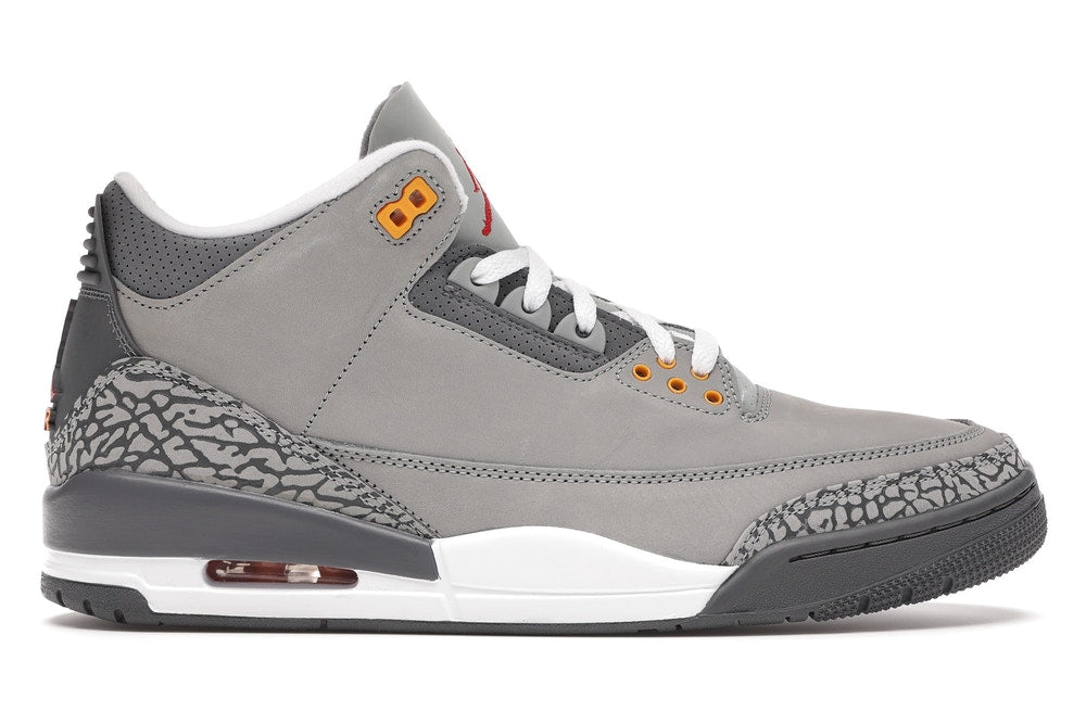 Jordan 3 Retro Cool Grey (2021)