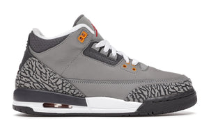 Jordan 3 Retro Cool Grey 2021 (GS)
