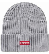 Supreme Overdyed Beanie Grey