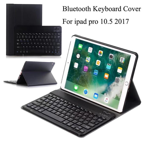 For ipad pro 10.5 Keyboard Ultra-thin Detachable Bluetooth Keyboard Stand Case