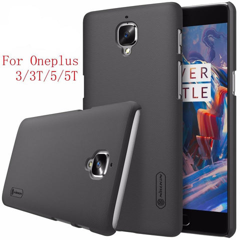 Super Frosted Shield Hard Back Cover For Oneplus 3, 3T, 5, 5T - Smart Shopping Shop