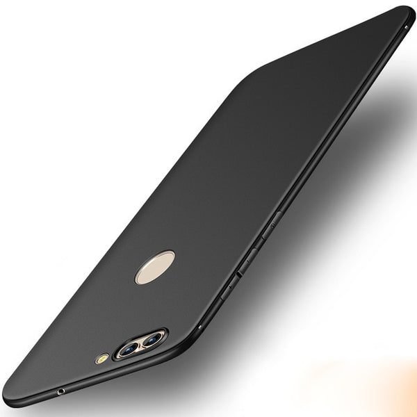 Ultra Thin Smooth Touch Back Cover Case For Huawei Series - Smart Shopping Shop
