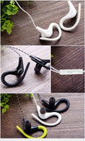 Ear Hook Sport Earphone Super Bass Sweat Proof Stereo For Universal Devices - Smart Shopping Shop