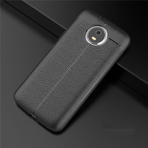 Luxury Shockproof Silicone Case for Motorola Series