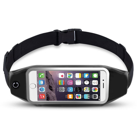 Sport GYM Running Waist Belt Armband for Universal 6 Inch devices - Smart Shopping Shop