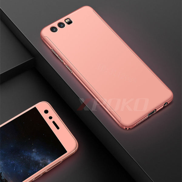 360 Degree Full Coverage Case For Huawei P20 Lite P20 Pro Cover Phone Case - Smart Shopping Shop
