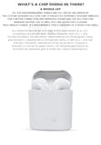 Bluetooth Stereo Earphone with Micro and Charging Box For Universal Devices - Smart Shopping Shop