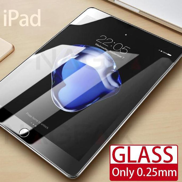 Tempered Glass For Apple iPad mini 1 2 3 4 Air 1 2 Tablet Screen Protector - Smart Shopping Shop