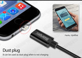 Magnetic Cable For Lightning/Micro USB/Type-C Fast Charging Mobile Phone Cables 2m