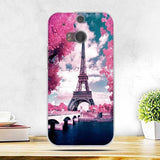 Fashion 3D Printing Case Soft Silicone For HTC One M8, M8S