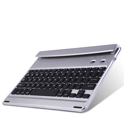 Slim Wireless Bluetooth Keyboard Case Cover for iPad Series English layout