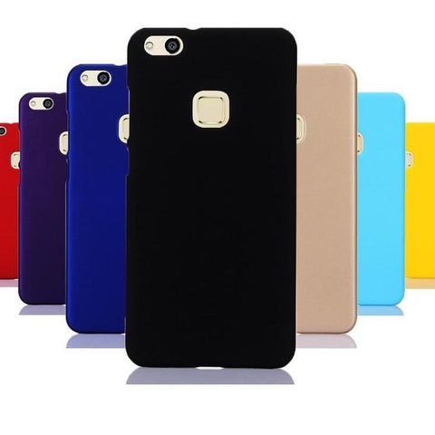 Phone Cases Lite Case 360 Matte Hard plastic For Huawei Series