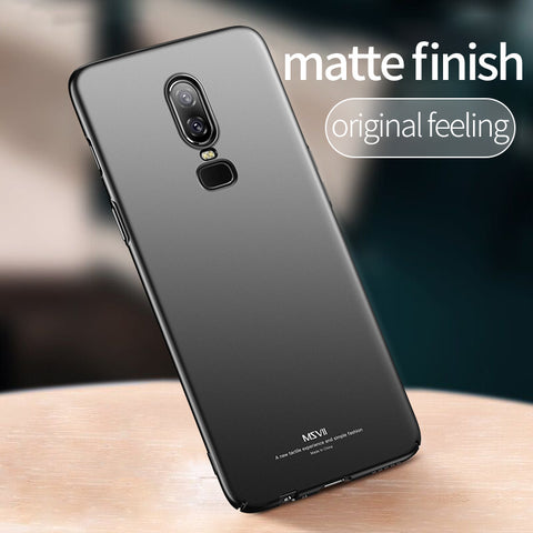 Luxury Fitted Ultra Thin Slim Case For Oneplus 6, 5, 5T
