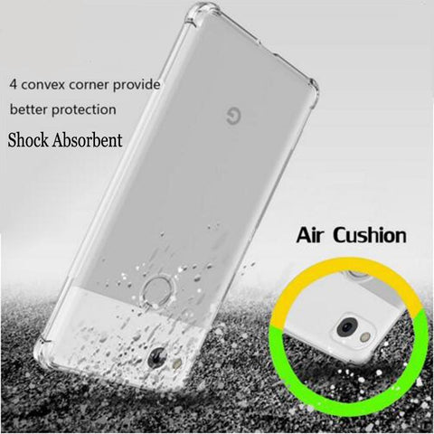Four Corners Thicken Shockproof Air Cushion Case For Google Pixel - Smart Shopping Shop