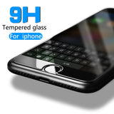 Protective Tempered Glass Screen Protector For Apple iPhone New Series