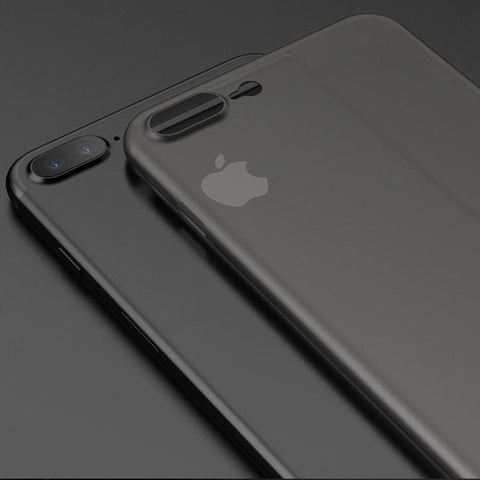 Ultra-thin Matte Case Anti-fingerprint For Apple iPhone Series - Smart Shopping Shop