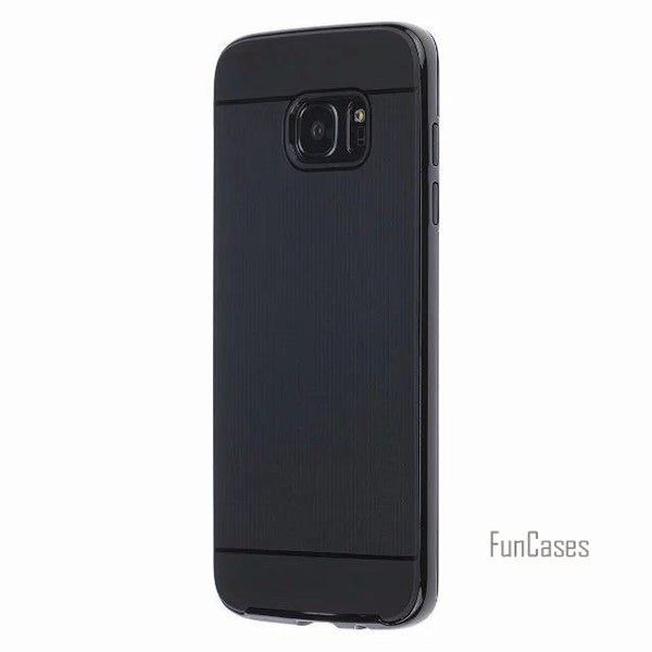 Neo Durable Hybrid Slim Circle Armor For Samsung Galaxy S7 Edge G9350 Case 5.5inch