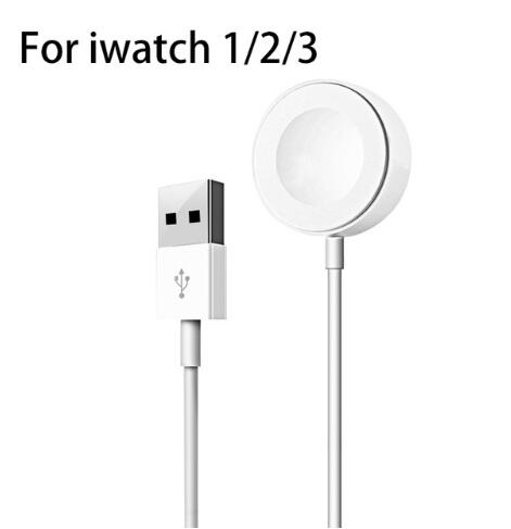 Wireless Charger Fast Charger For Apple Watch 1/2/3 for Iphone X 2 In 1 Charger - Smart Shopping Shop