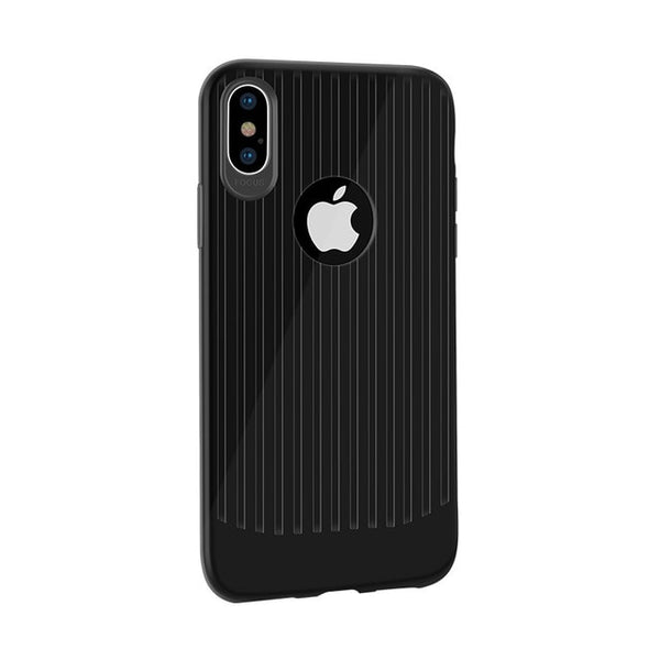 Ultra thin transparent case for iPhone X Xr Xs Max Eco-friendly silicone Soft TPU Shockproof - Smart Shopping Shop