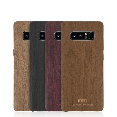 New Wood Grain Sase For Samsung Galaxy Note 8 (6.32 inch)