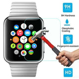 Tempered Glass For Apple Watch Series 3/2/1 (38mm 42mm 40mm 44mm) Screen Protector - Smart Shopping Shop