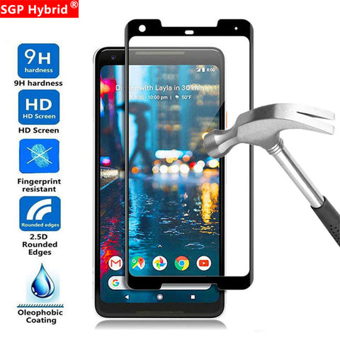 Protective Glass For Google Pixel 2 Xl 3 2xl Tempered Glas Screen Protector Case On Pixel2 Pixel3 Protect Film Phone Protection