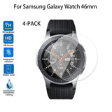 Tempered Glass Screen Protector For Samsung Galaxy Watch 46mm 4-PACK - Smart Shopping Shop