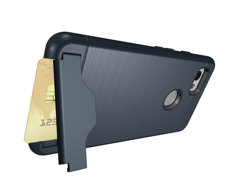 Hybrid Case Card Storage For Google Asus, Google Pixel Series