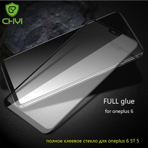 Tempered Glass Screen Protector nano liquid protective For Oneplus 5t, Oneplus 5, Oneplus 6 - Smart Shopping Shop