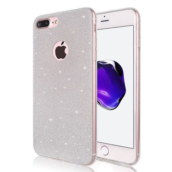 Shine Luxury Glitter Case Ultrathin Silicone Cover For Apple iPhone Series
