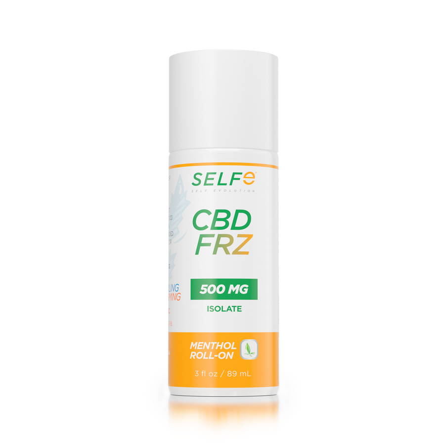 CBD FRZ Roll-On 500mg Isolate