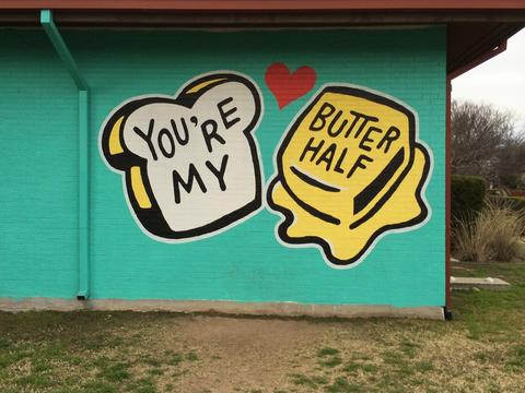 Local Shout Outs - Austin's Best Street Art