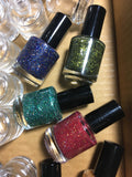 Complete Set of all 4 House Colors - Discounted! - Fanchromatic Nails