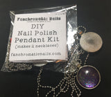 DIY Nail Polish Jewelry-Making Kit - Fanchromatic Nails