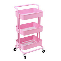 pink trolley