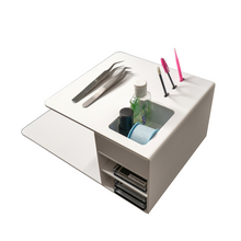 Load image into Gallery viewer, All-in-One Acrylic Lash Cart Organizer