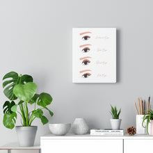 Load image into Gallery viewer, lash styles poster
