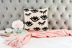 Eyelash pillow case