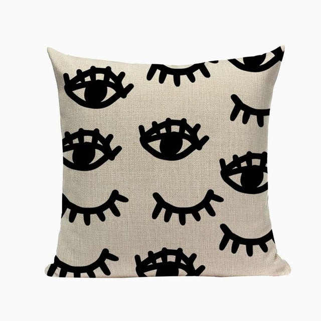 eyelash cushion