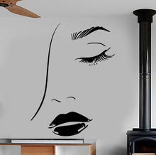 Load image into Gallery viewer, salon wall decals