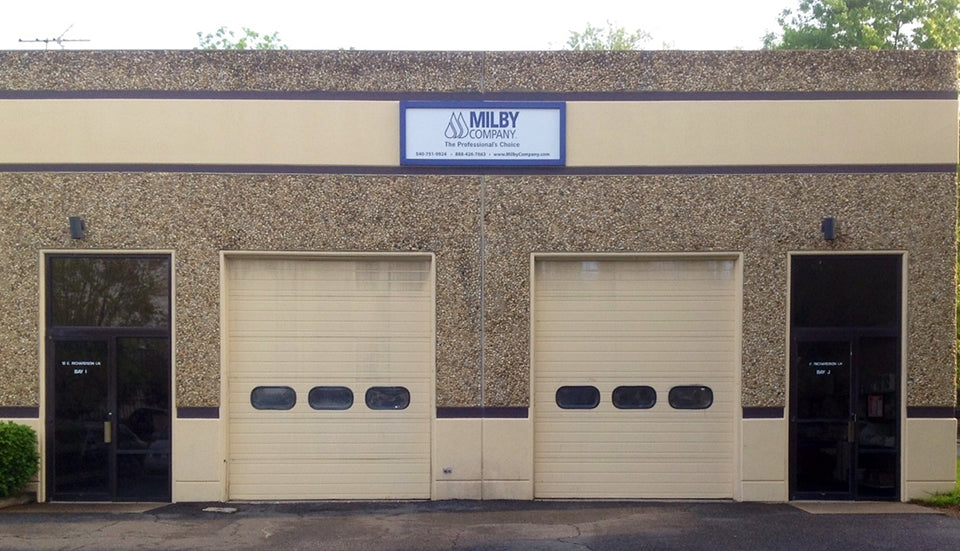 Milby Company Purcellville