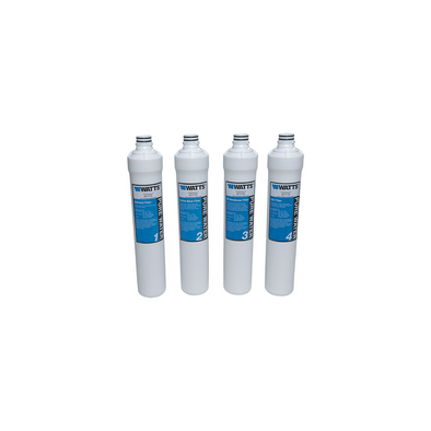 Replacement Filter Cartridge Set for Watts PWROKC4