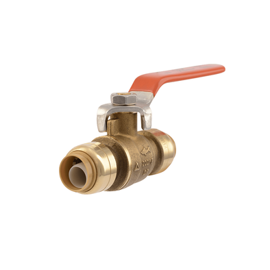 Shark Bite Ball Valve